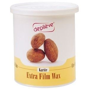 Воск Depileve Extra Film Wax Karite (800 гр) воск depileve traditional azulene wax 500 гр