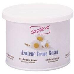 Воск Depileve Azulene Creme Rosin (800 гр) воск depileve traditional azulene wax 500 гр