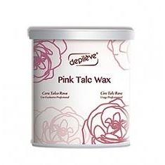 Воск Depileve Pink Talc Wax (800 гр) воск depileve traditional azulene wax 500 гр