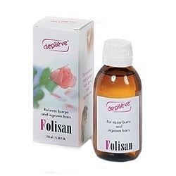 Лосьон Depileve Folisan Lotion 150 мл лосьон для тела naturalium body lotion – green apple объем 370 мл