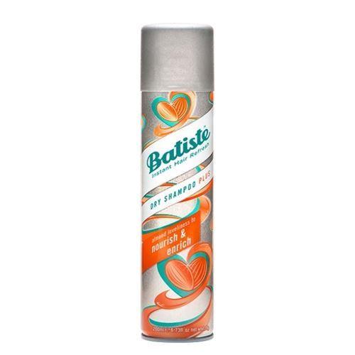 Шампунь Batiste Shampoo Nourish & Enrich 200 мл marlies moller specialist сухой шампунь придающий объем с шелком 4г