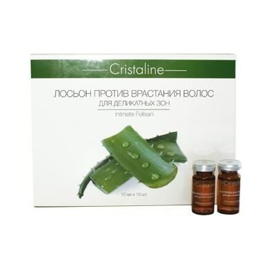 Лосьон Cristaline Intmate Folian