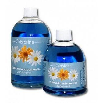 Масло Cristaline Cleansing Oil Calendula and camomile 250 мл