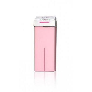 Воск Cristaline Воск Розовый в картридже  100 мл cristaline парафин косметический персик cristaline 403015 450 мл