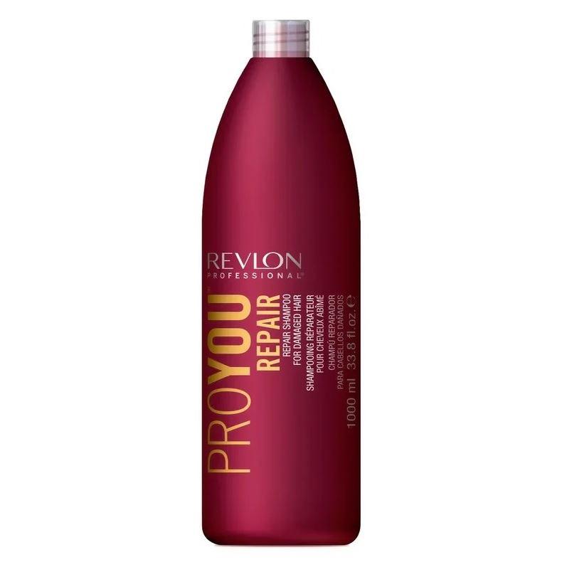 Шампунь Revlon Professional Repair Shampoo  350 мл oribe восстанавливающий шампунь gold lust repair