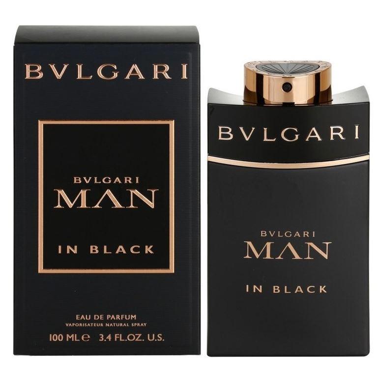 Парфюмированная вода Bvlgari Bvlgari Man In Black