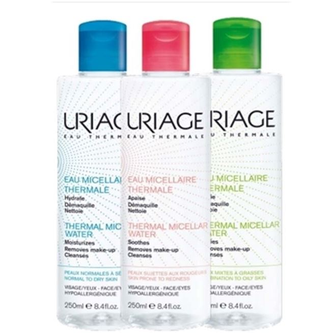 Вода Uriage Thermal Micellar Water  500 мл the yeon canola honey polish water вода увлажняющая для лица 270 мл