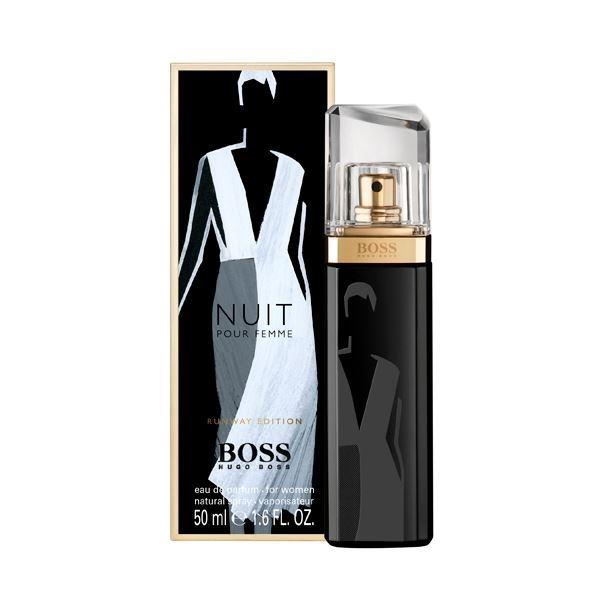 Парфюмированная вода Hugo Boss Boss Nuit Runway парфюмированная вода hugo boss boss nuit intense pour femme