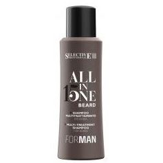 Маска Selective Professional All In One Beard Shampoo selective professional all in one mask spray