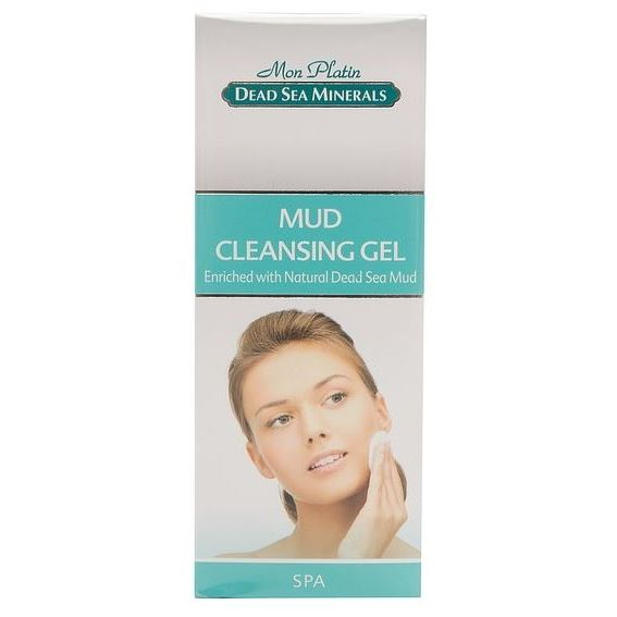 Гель Mon Platin Очищающий грязевой гель для лица mon platin сыворотка активный гель против морщин