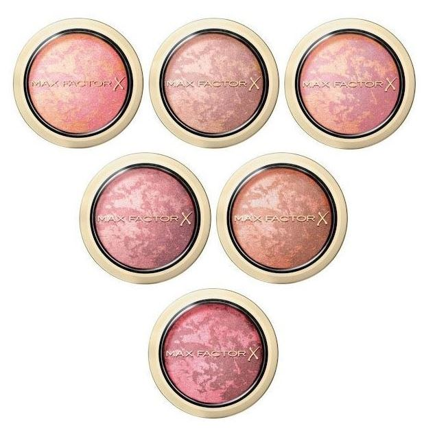 Румяна Max Factor Creme Puff Blush (30) румяна max factor flawless perfection blush цвет 225 mulberry variant hex name ad6952 вес 50 00