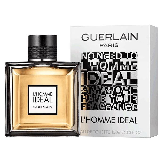 Туалетная вода Guerlain L' Homme Ideal  50 мл cacharel туалетная вода женская amor amor l eau 50 мл os