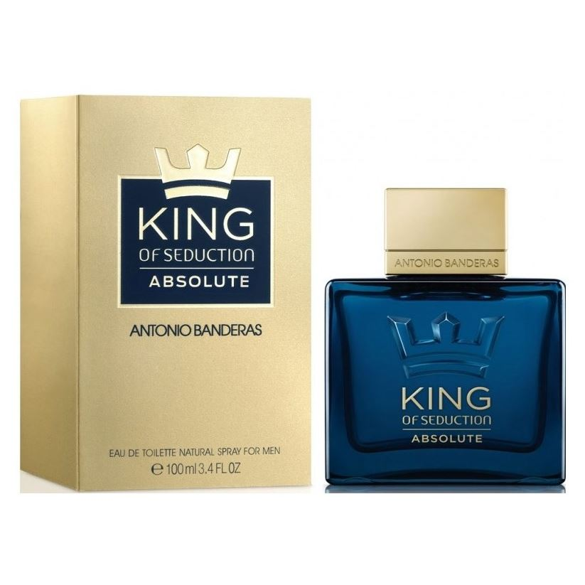 Туалетная вода Antonio Banderas King of Seduction Absolute for Him топ levi s®