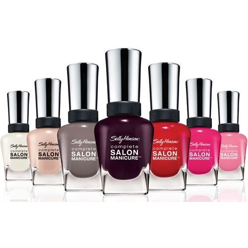 Лак для ногтей Sally Hansen Salon Manicure (854) лак для ногтей sally hansen