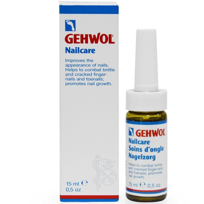 Крем Gehwol Nagel - Pflege 15 мл кремы markell pt крем парафин для ног персик 100 мл