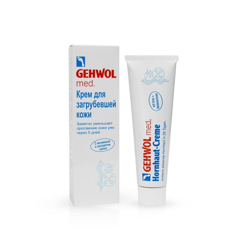 Крем Gehwol Callus Cream 75 мл gehwol крем дезодорант gehwol med line deodorant foot cream 1 40705 75 мл