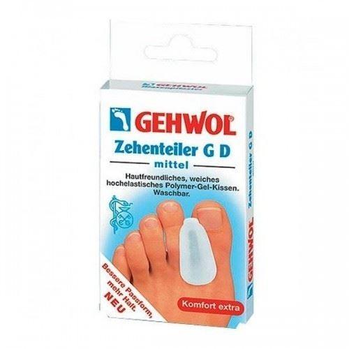 Сопутствующие товары Gehwol Zehenrichter (4 шт) сопутствующие товары gehwol hammerzehen polster rechts 0 1 шт правая