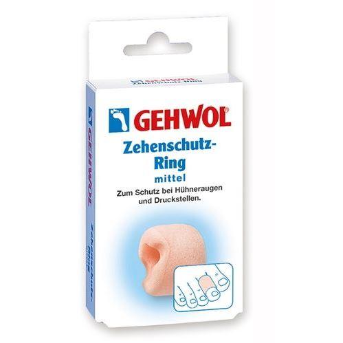 Сопутствующие товары Gehwol Zehenschutz-Ring Klein (2 шт) сопутствующие товары gehwol hammerzehen polster links 0 1 шт левая