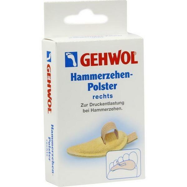 Сопутствующие товары Gehwol Hammerzehen-Polster Rechts №1 (1 шт. правая №1) сопутствующие товары gehwol hammerzehen polster g rechts 1 шт