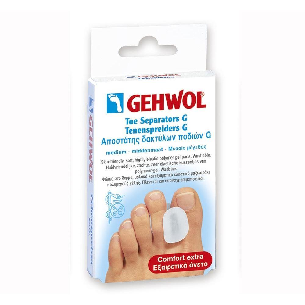 Сопутствующие товары Gehwol Zehenteiler G Gros (4 шт) сопутствующие товары gehwol hammerzehen polster links 0 1 шт левая