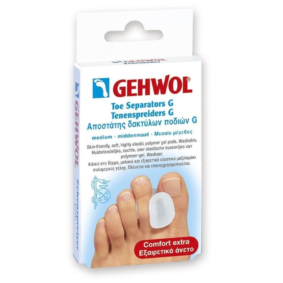 Сопутствующие товары Gehwol Zehenteiler G Klein (3 шт) сопутствующие товары gehwol zehenteiler gd gros 3 шт