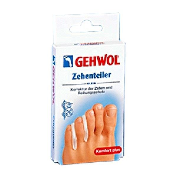 Сопутствующие товары Gehwol Zehenteller Gros Гель-корректор между пальцами (3 шт) сопутствующие товары gehwol zehenrichter 4 шт