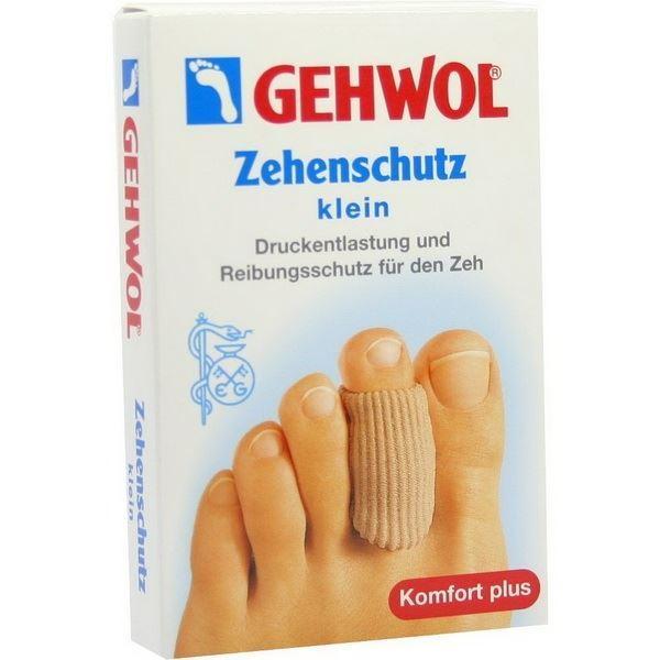 Сопутствующие товары Gehwol Zehenschutz Klein (2 шт) сопутствующие товары gehwol hammerzehen polster links 0 1 шт левая