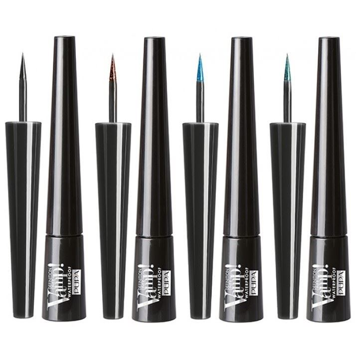 Подводка Pupa Vamp! Definition Liner Waterproof (001)