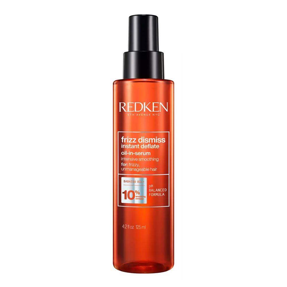 Сыворотка Redken Instant Deflate Leave-in Oil Smoothing Serum 125 мл benefit instant comeback сыворотка для лица instant comeback сыворотка для лица