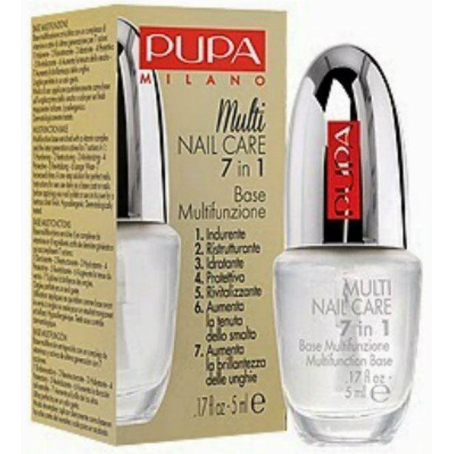 Лак Pupa Multi Nail Care 7 in 1