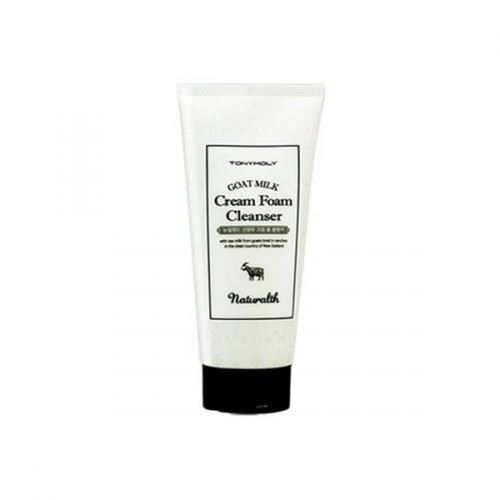 Пенка Tony Moly Naturalth Goat Milk Cream Foam Cleanser 200 мл new fuel injector 04178023 for 1011 2011 engine 0432191624 free shipping