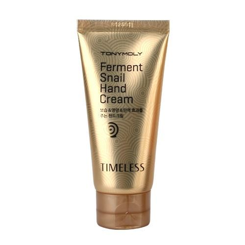 Крем Tony Moly Timeless Ferment Snail Hand Cream  60 мл маска tony moly timeless ferment snail eye mask 35 г