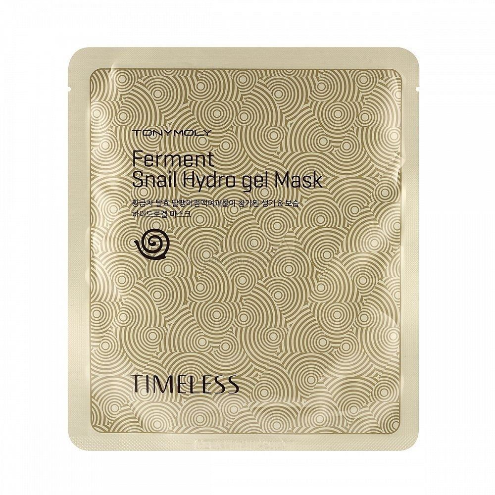 Маска Tony Moly Timeless Ferment Snail Gel Mask  (25 г) маска tony moly timeless ferment snail eye mask 35 г