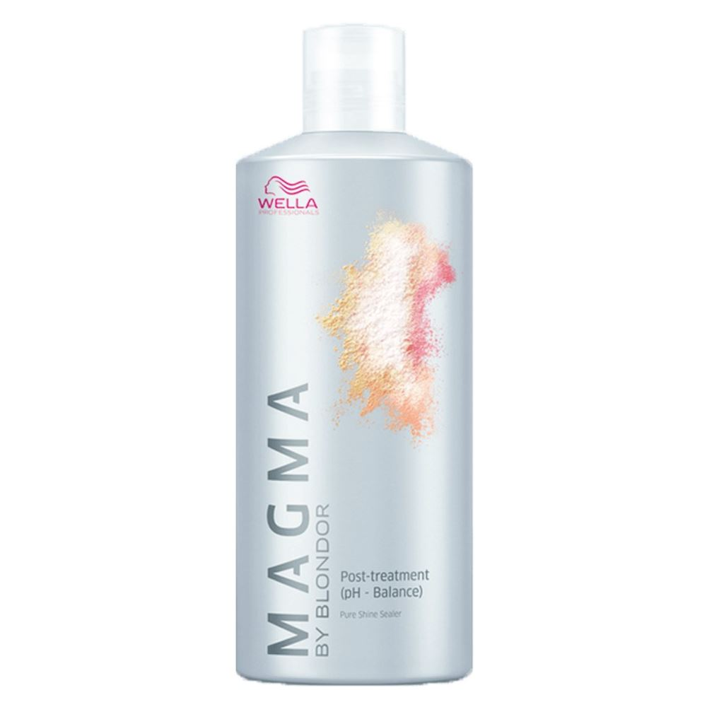 Краска для волос Wella Professionals Magma By Blondor Post Treatment  500 мл краска для волос wella professionals blondor freelights white lightening powder 400 гр