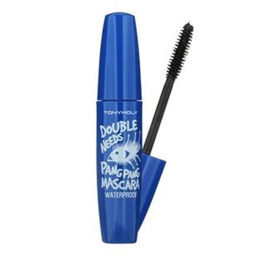 Тушь для ресниц Tony Moly Double Need Pang Pang Waterproof Mascara  (12 г) спонж tony moly water latex free sponge 1 шт