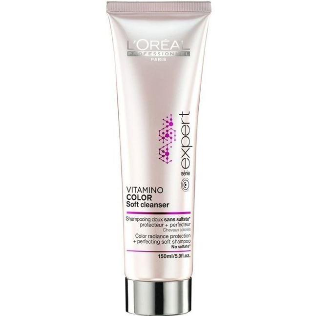 Шампунь L'Oreal Professionnel Soft Cleanser  Shampoo INOA  недорого