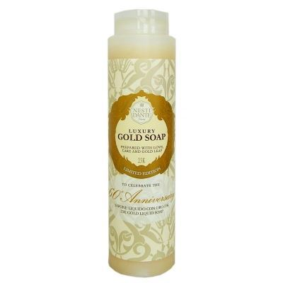 Гель для душа Nesti Dante Luxury Gold Soap 60 Anniversary гель для душа nesti dante гель для душа