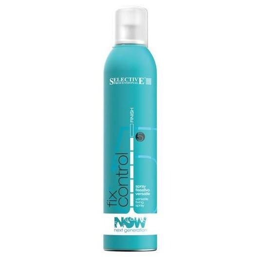 Лак Selective Professional Fix Control Spray Extra Strong 300 мл la biosthetique моделирующий лак для волос сильной фиксации molding spray 300 мл