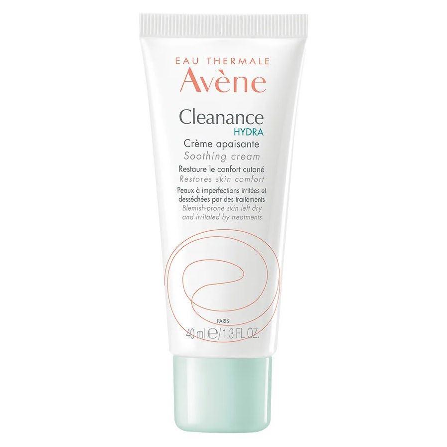 Крем Avene Клинанс Гидра Успокаивающий крем для пересушенной проблемной кожи крем avene крем успокаивающий для контура глаз