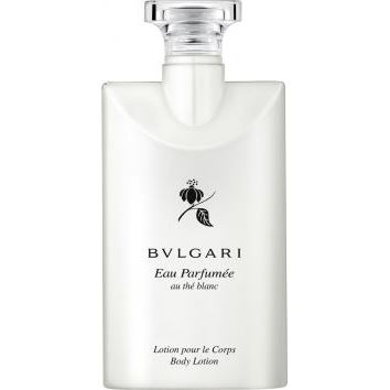 Лосьон для тела Bvlgari Eau Parfumee au The Blanc Body Lotion 200 мл лосьон для тела zeitun honey verbena light body lotion объем 200 мл