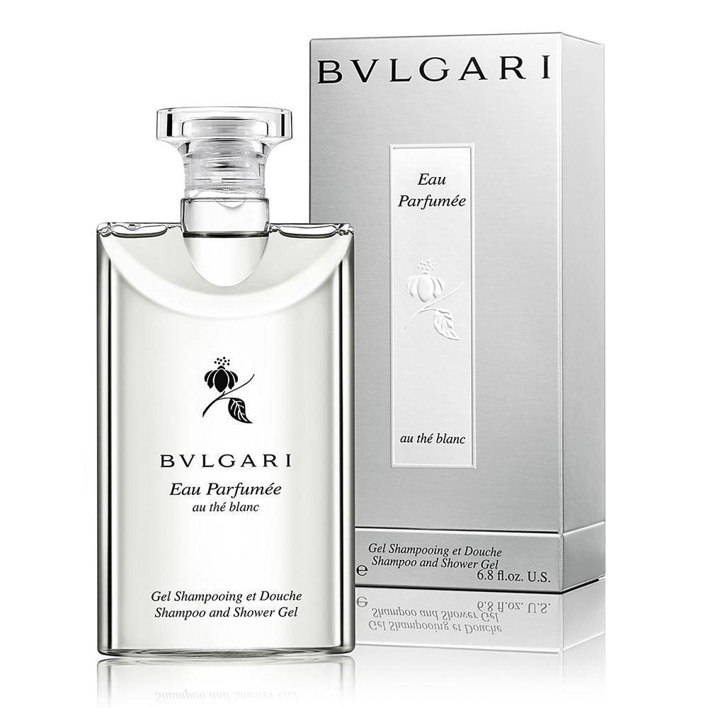 Гель для душа Bvlgari Eau Parfumee Au The Blanc Shampoo and Shower Gel sisley eau du soir парфюмированный гель для душа и ванны eau du soir парфюмированный гель для душа и ванны