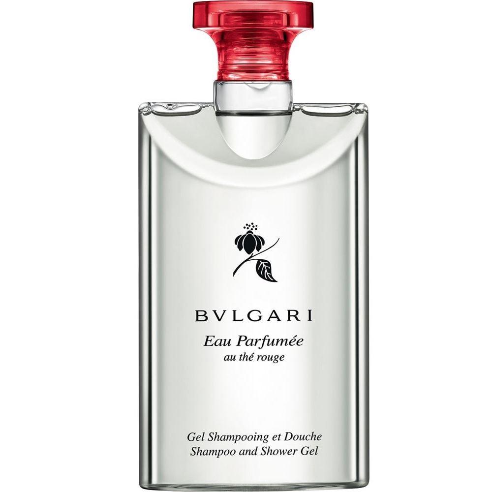 Гель для душа Bvlgari Eau Parfumee Au The Rouge Shampoo and Shower Gel 200 мл bvlgari aqva atlantiqve шампунь и гель для душа 200 мл