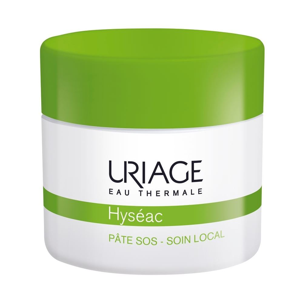 Крем Uriage Hyseac Sos Paste Local Skin-Care (15 г) элидел крем 1% 15 г