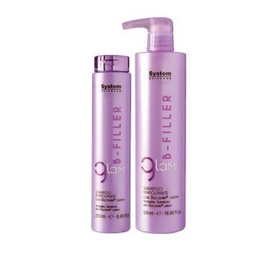 Шампунь Dikson Glam B-Filler Shampoo шампунь shiny shampoo glam with olmond protein
