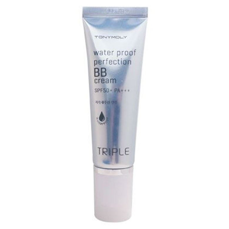 Тональный крем Tony Moly Triple Water Proof Perfection BB Cream SPF50+/PA+++ (50 г)