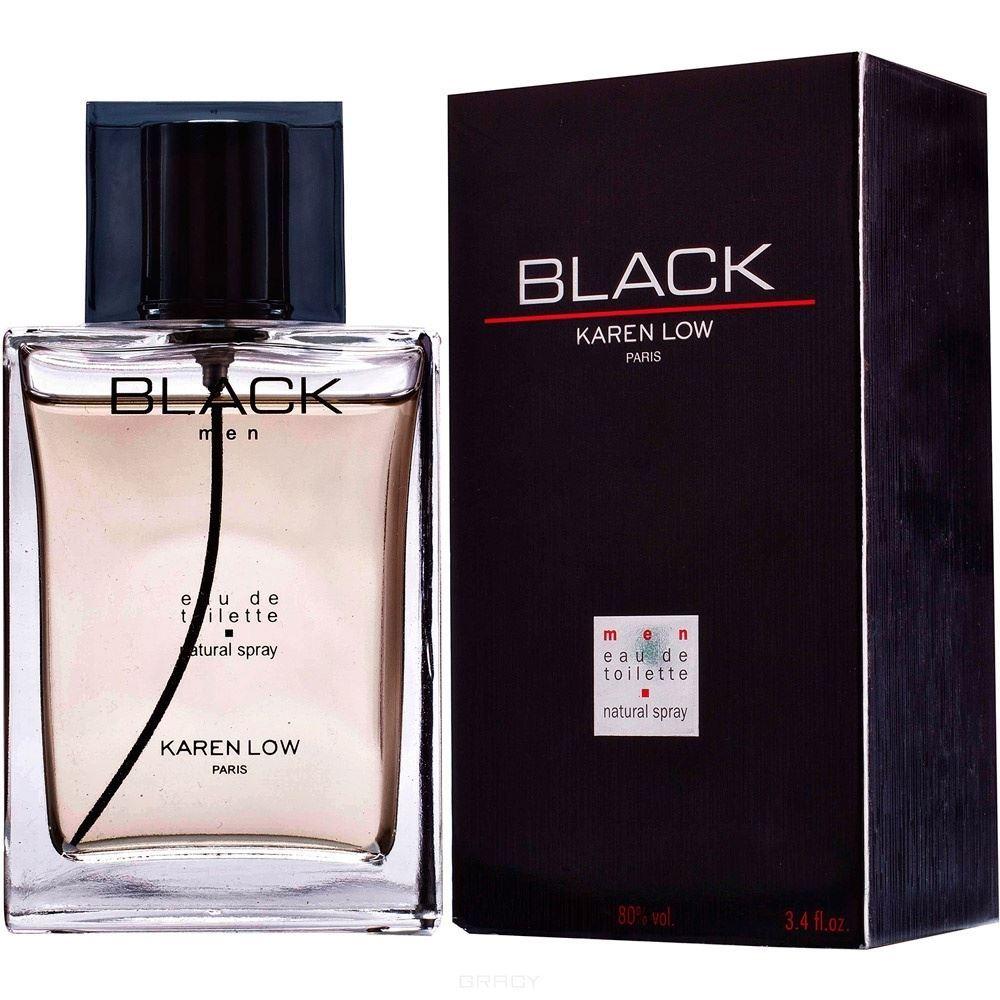 Туалетная вода Geparlys Black For Men 100 мл geparlys unpredictable lady