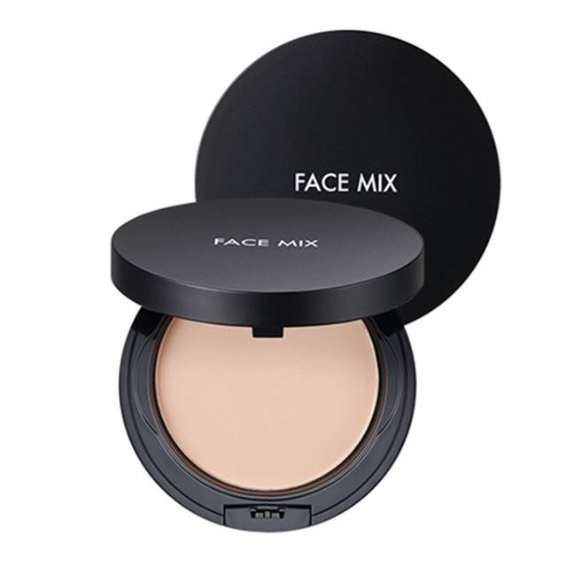 Пудра Tony Moly Face Mix Mineral Powder Pact (02) mac splash and last pro longwear powder устойчивая компактная пудра dark tan