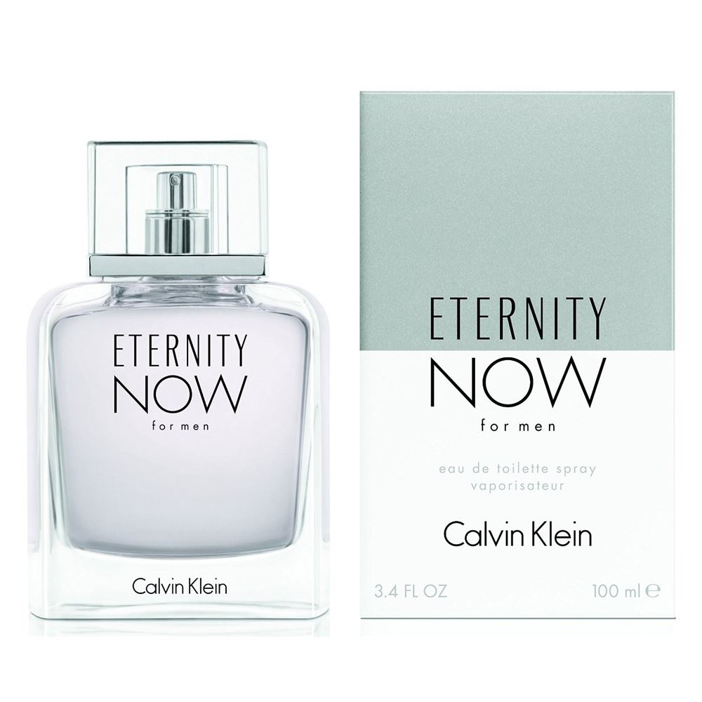 Туалетная вода Calvin Klein Eternity Now For Men calvin klein туалетная вода eternity for men 100 ml