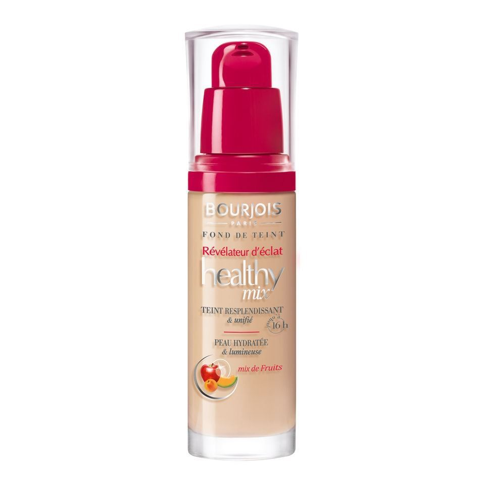Тональный крем Bourjois Healthy Mix Foundation Repack (56) тональный крем bourjois healthy mix relaunch 56