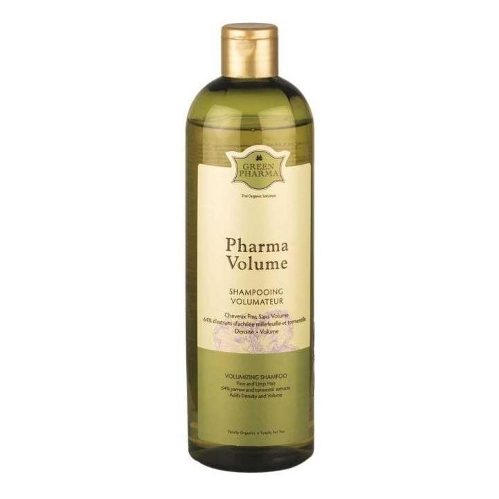 Шампунь Green Pharma Fharma Volume Shampooing Volumateur 500 мл ge pharma jetfire в одессе